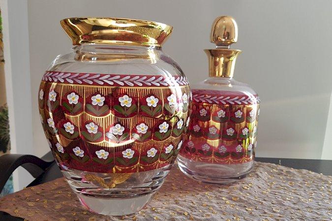 Paşabahçe vazo