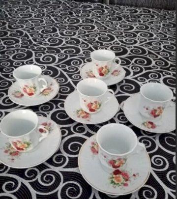 Türk kahve fincanı 6 kişilik